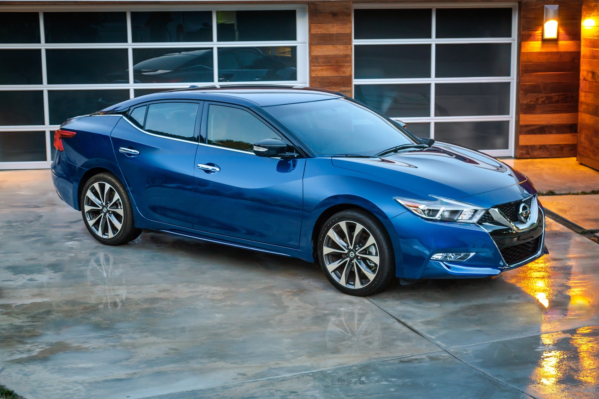 NISSAN Maxima specs & photos - 2016, 2017, 2018 ...