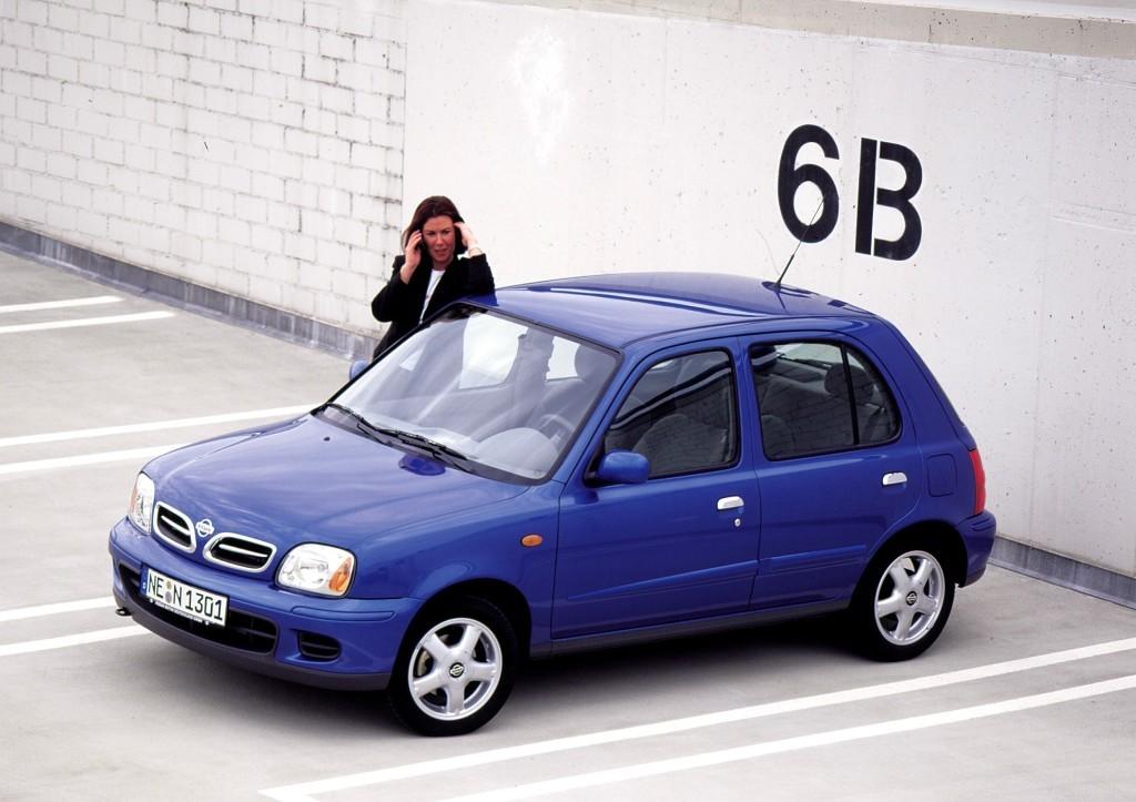 NISSAN Micra 5 Doors specs & photos - 2000, 2001, 2002 ...