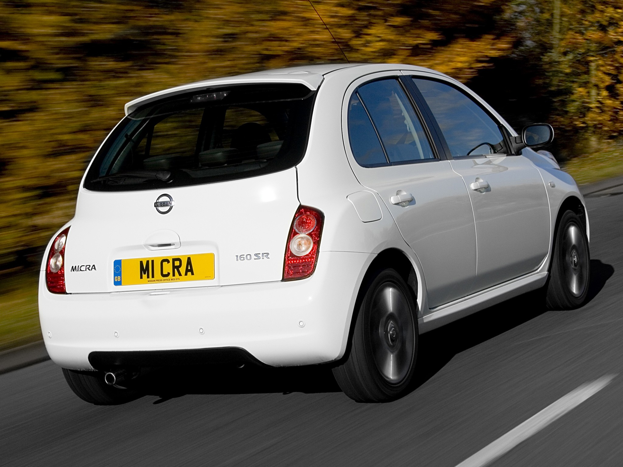 nissan micra 5 doors specs 2007 2008 2009 2010 autoevolution. Black Bedroom Furniture Sets. Home Design Ideas