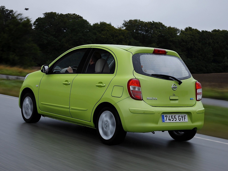NISSAN Micra 5 Doors - 2010, 2011, 2012, 2013 - autoevolution