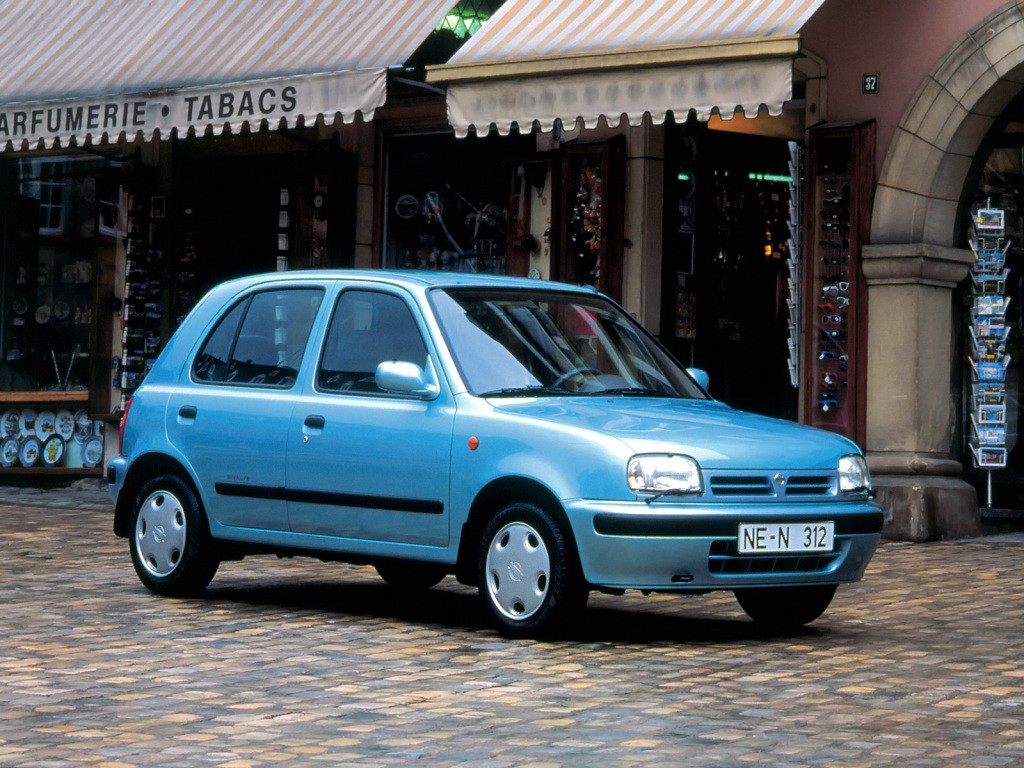 Nissan Micra 5 Doors Specs  U0026 Photos - 1992  1993  1994  1995  1996  1997  1998