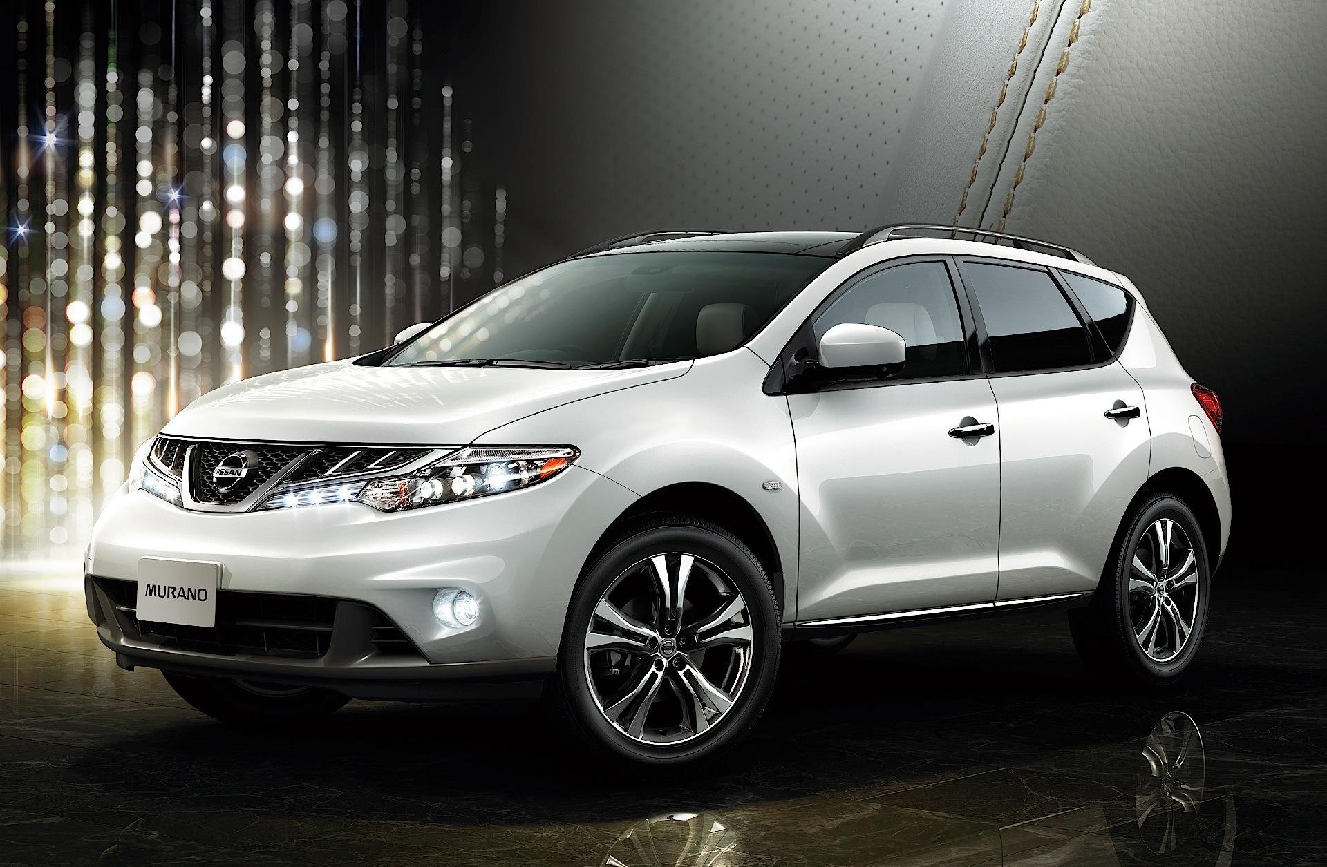 Nissan Murano 2008 2009 2010 2011 2012 2013 2014