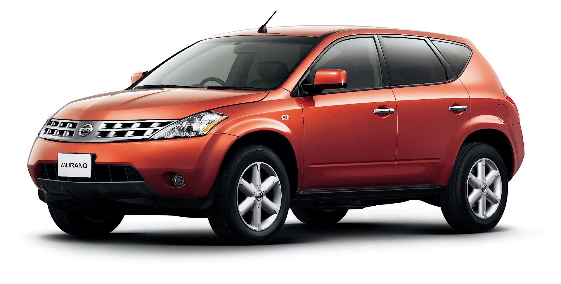 Nissan Murano 2003 2004 2005 2006 2007 Autoevolution