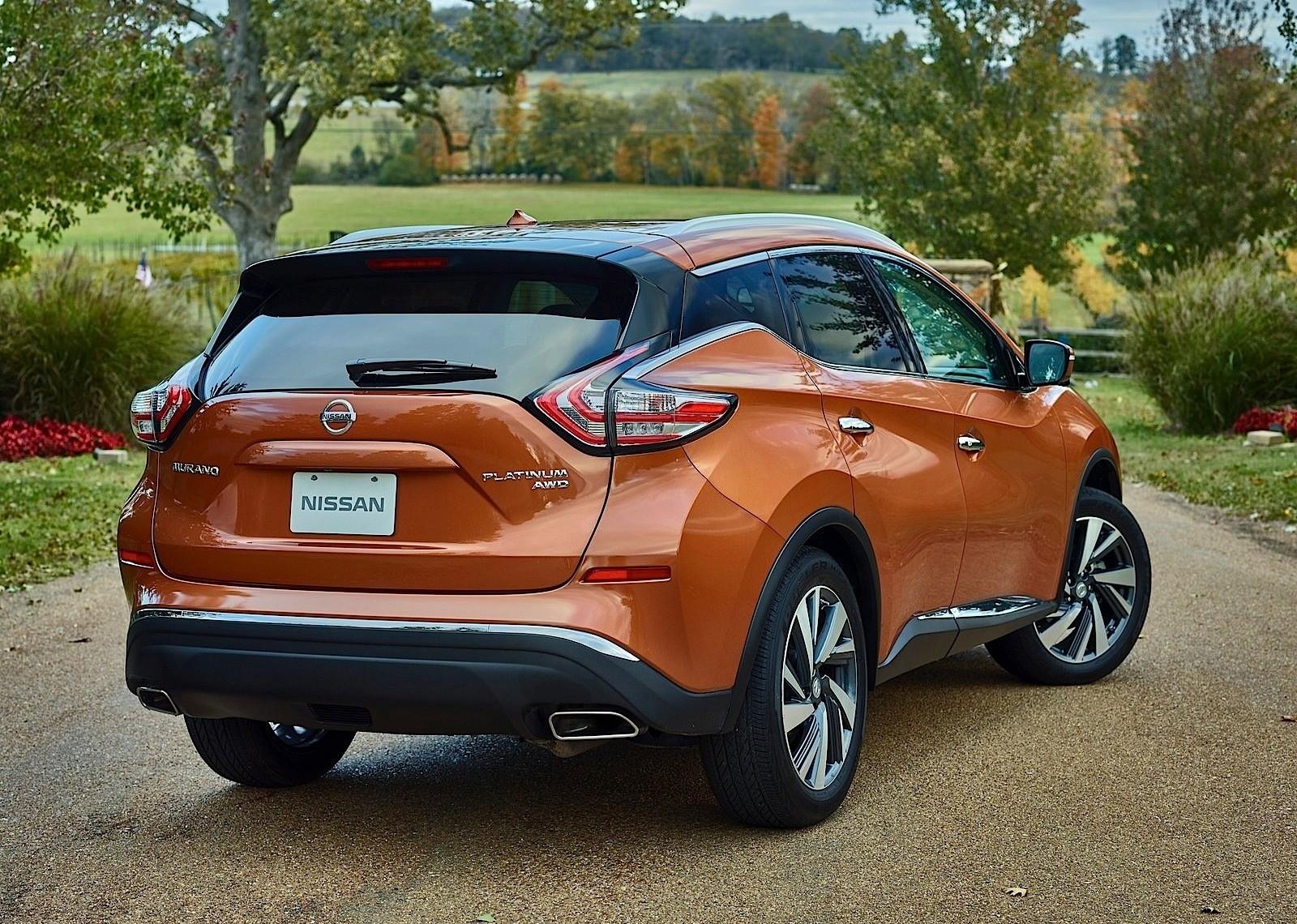Nissan Murano 2017 Present