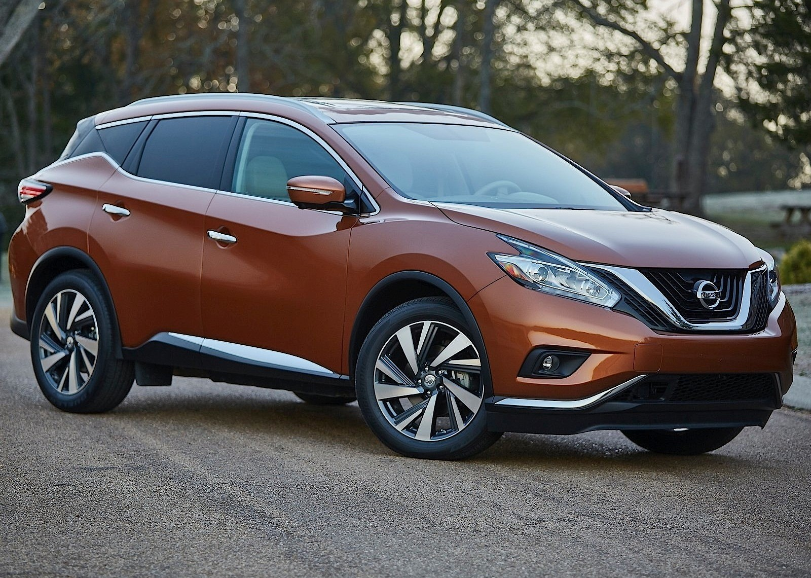nissan murano specs 2015 2016 2017 autoevolution. Black Bedroom Furniture Sets. Home Design Ideas