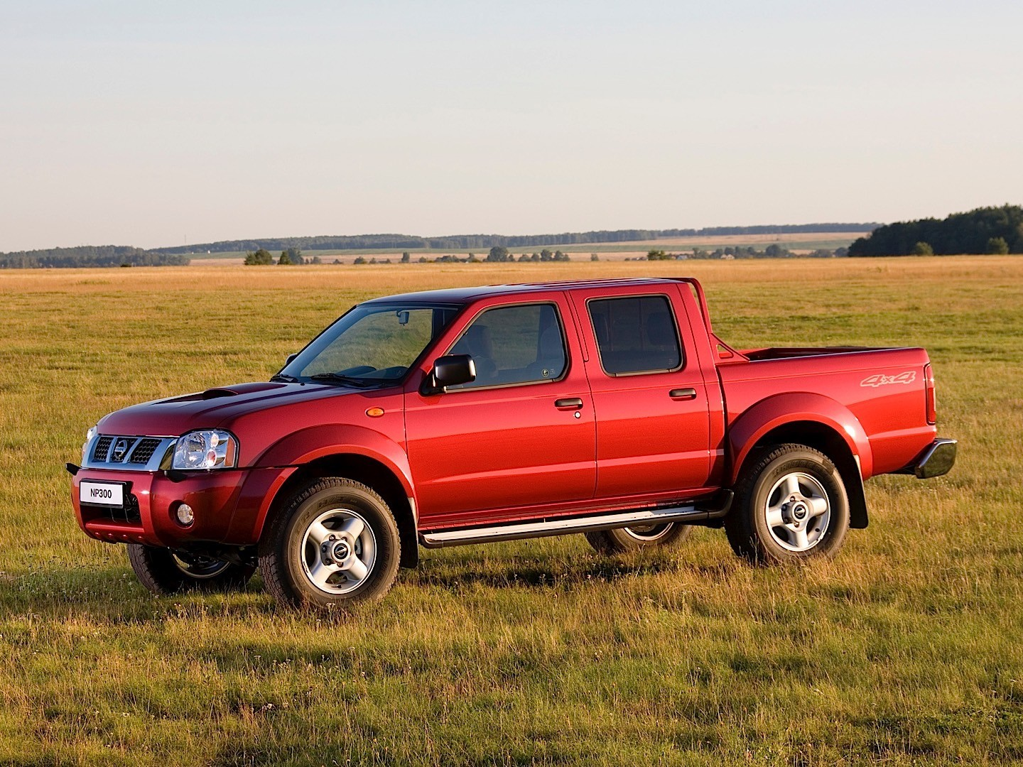 NISSAN NP300 Pickup Double Cab - 2008, 2009, 2010, 2011 ...