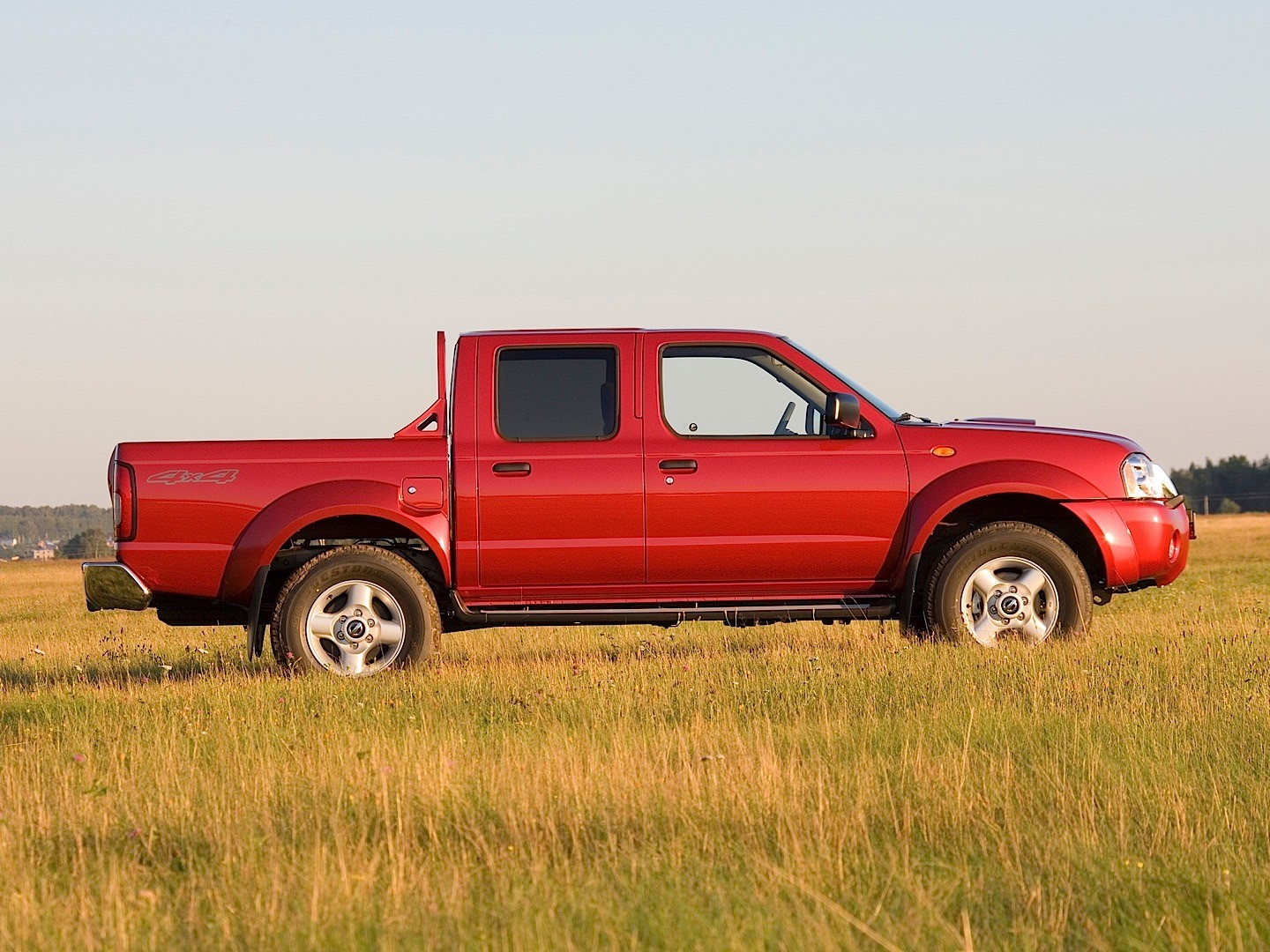 NISSAN NP300 Pickup Double Cab specs - 2008, 2009, 2010 ...