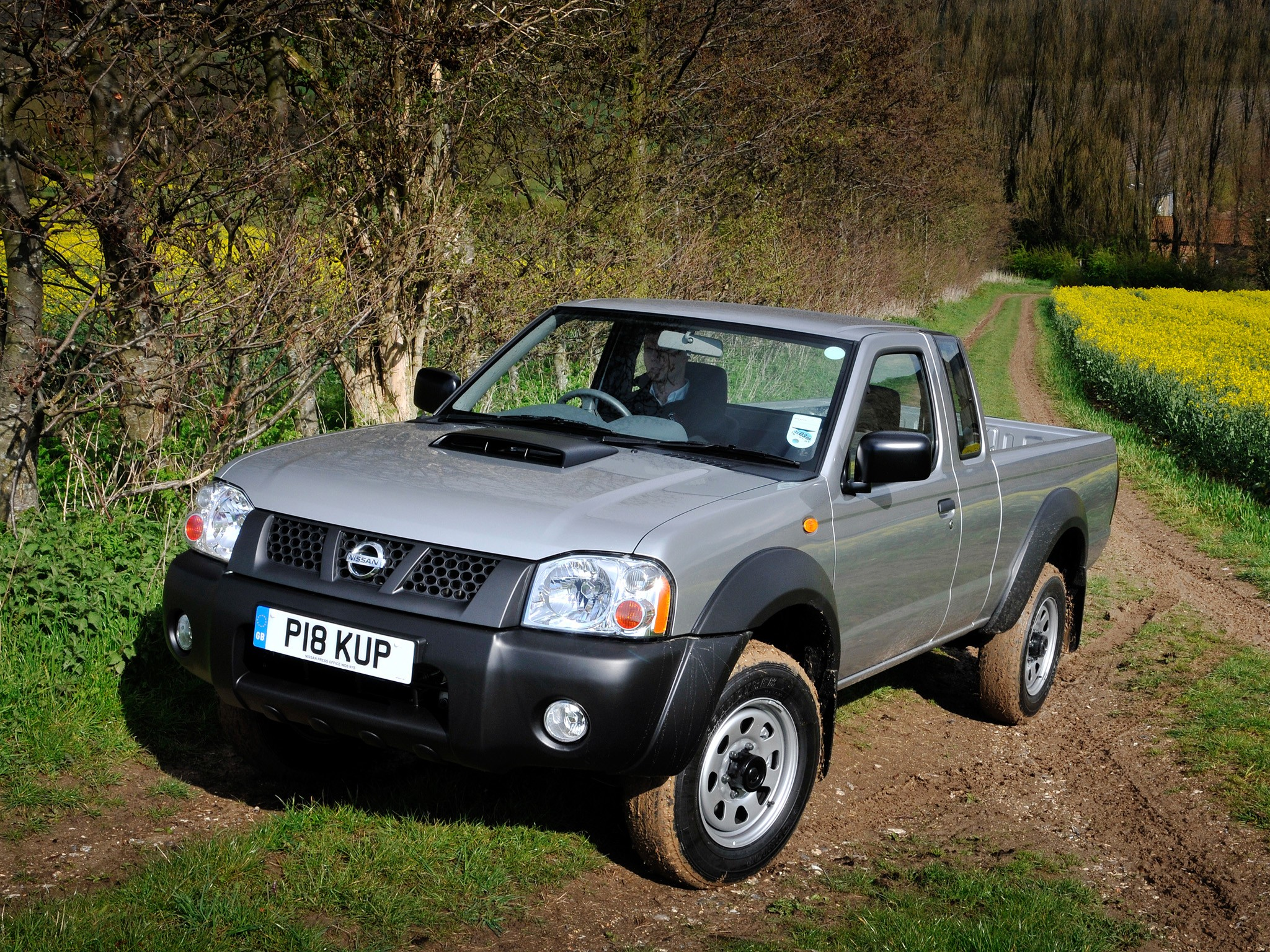 Nissan Np300 Pickup King Cab Specs 2008 2009 2010