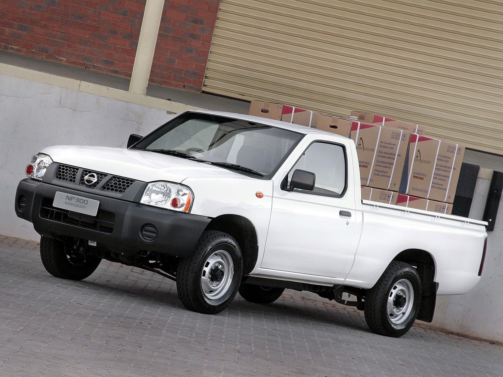 Nissan Np300 Pickup Single Cab 2008 2009 2010 2011