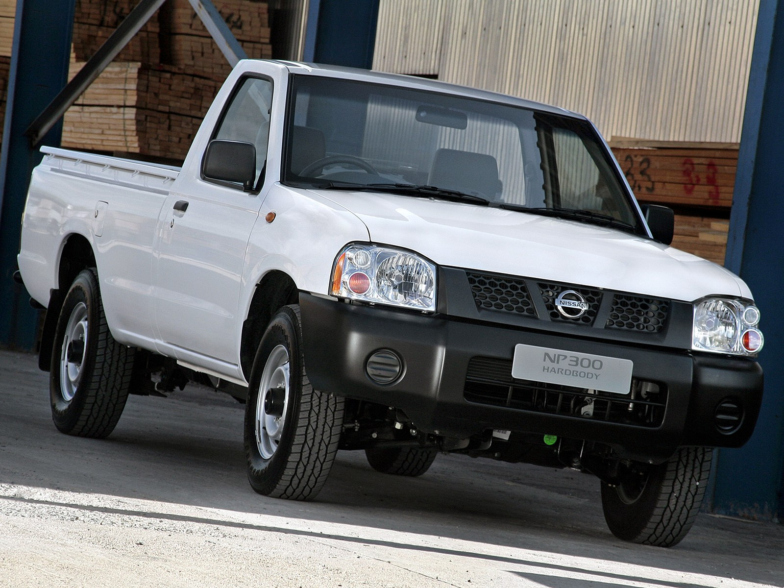 nissan np300 pickup single cab 2008 present