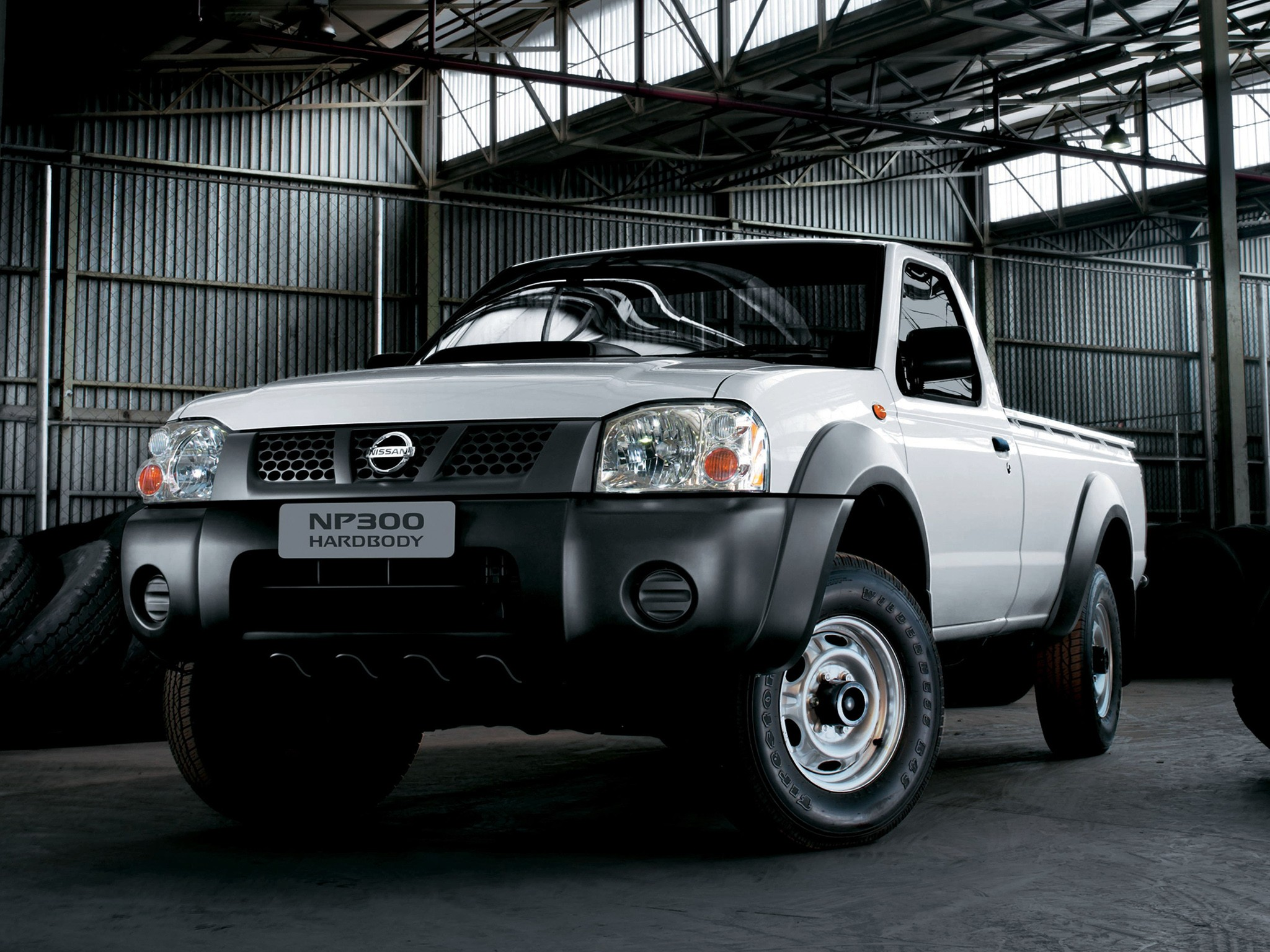 Nissan Frontier Diesel >> NISSAN NP300 Pickup Single Cab specs & photos - 2008, 2009 ...