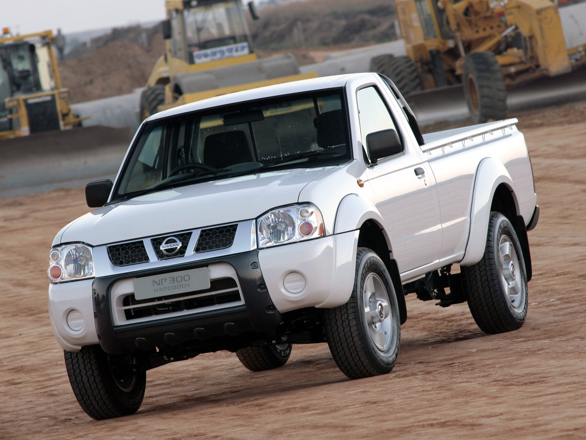 Nissan Np300 Pickup Single Cab Specs 2008 2009 2010