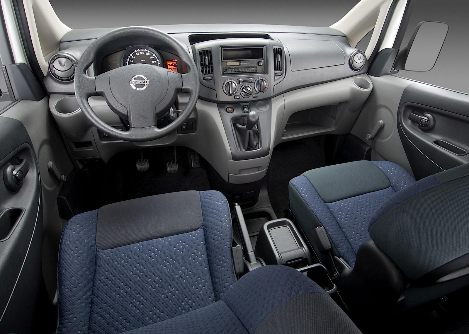 Nissan Nv Passenger >> NISSAN NV200 - 2009, 2010, 2011, 2012, 2013, 2014, 2015, 2016, 2017 - autoevolution