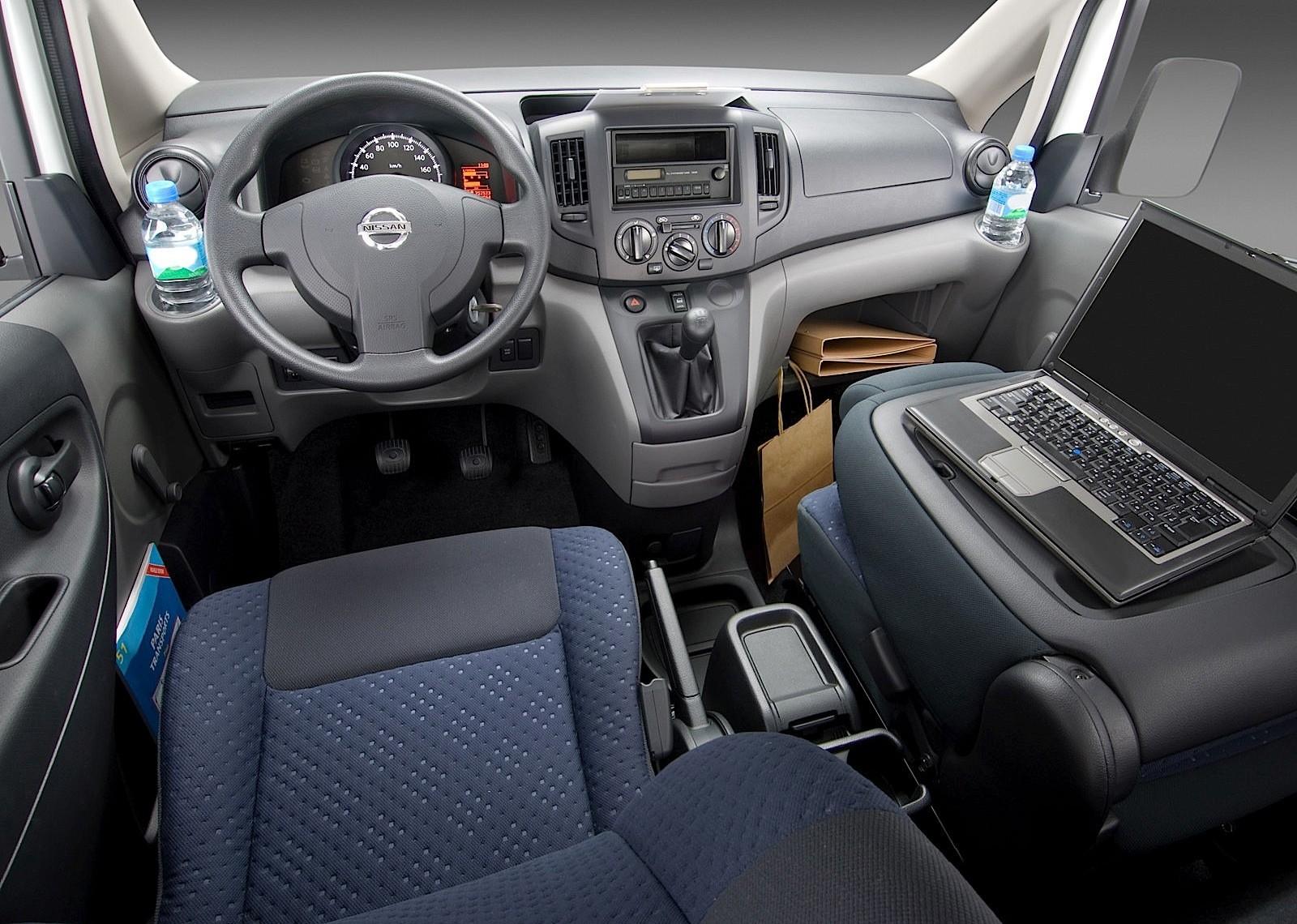 Nissan Nv200 2009 2010 2011 2012 2013 2014 2015