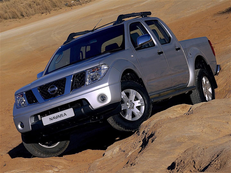 Nissan Murano Towing Capacity >> NISSAN Navara / Frontier Double Cab specs & photos - 2005, 2006, 2007, 2008, 2009, 2010, 2011 ...