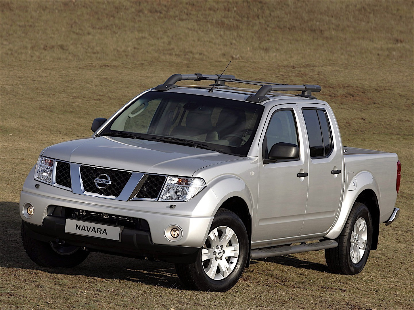 nissan navara frontier double cab specs photos 2005. Black Bedroom Furniture Sets. Home Design Ideas