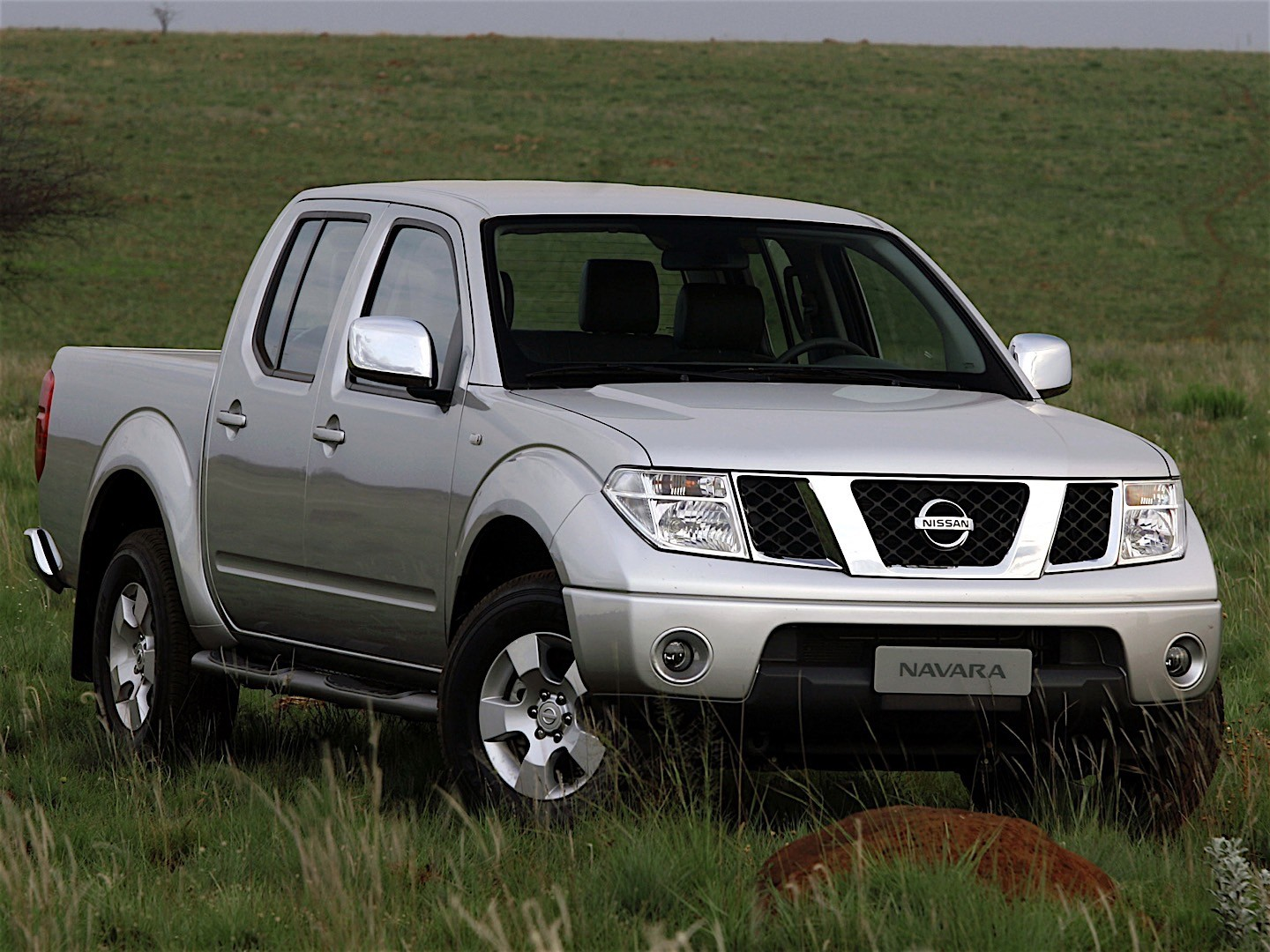 nissan navara frontier double cab 2005 2006 2007 2008. Black Bedroom Furniture Sets. Home Design Ideas