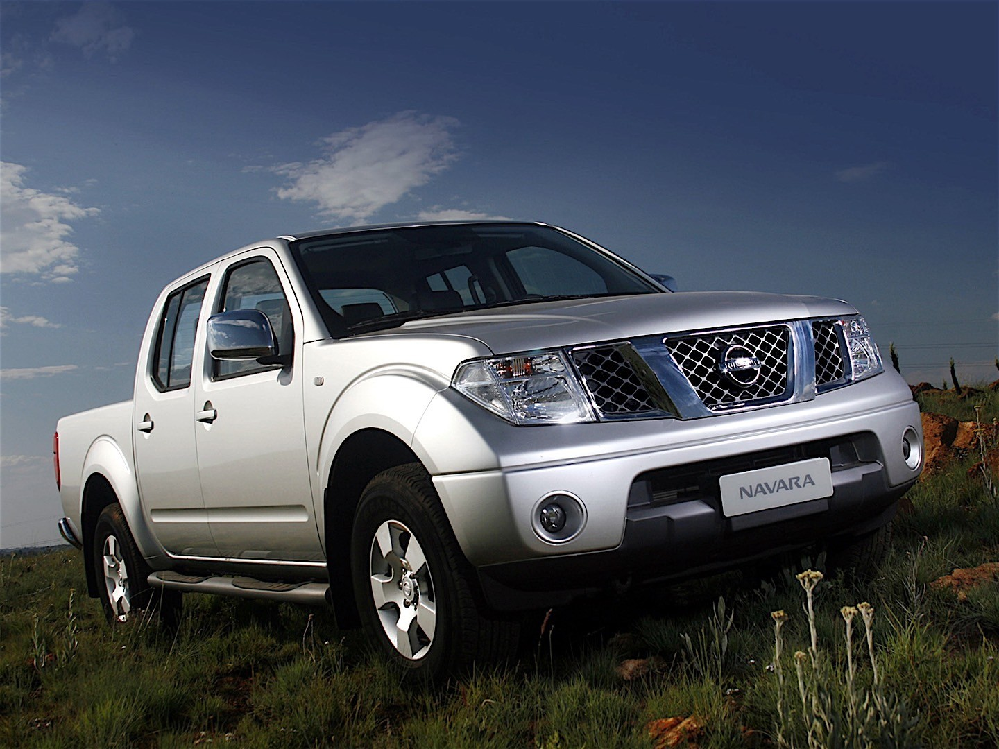 2005 Nissan Frontier Towing Capacity >> NISSAN Navara / Frontier Double Cab - 2005, 2006, 2007, 2008, 2009, 2010, 2011, 2012, 2013, 2014 ...