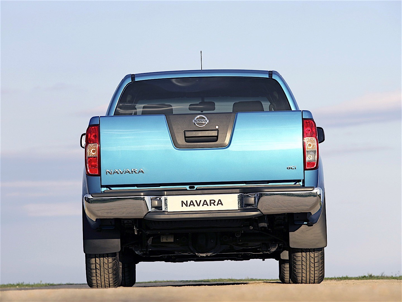 Nissan Navara Frontier King Cab 2005 2006 2007 2008