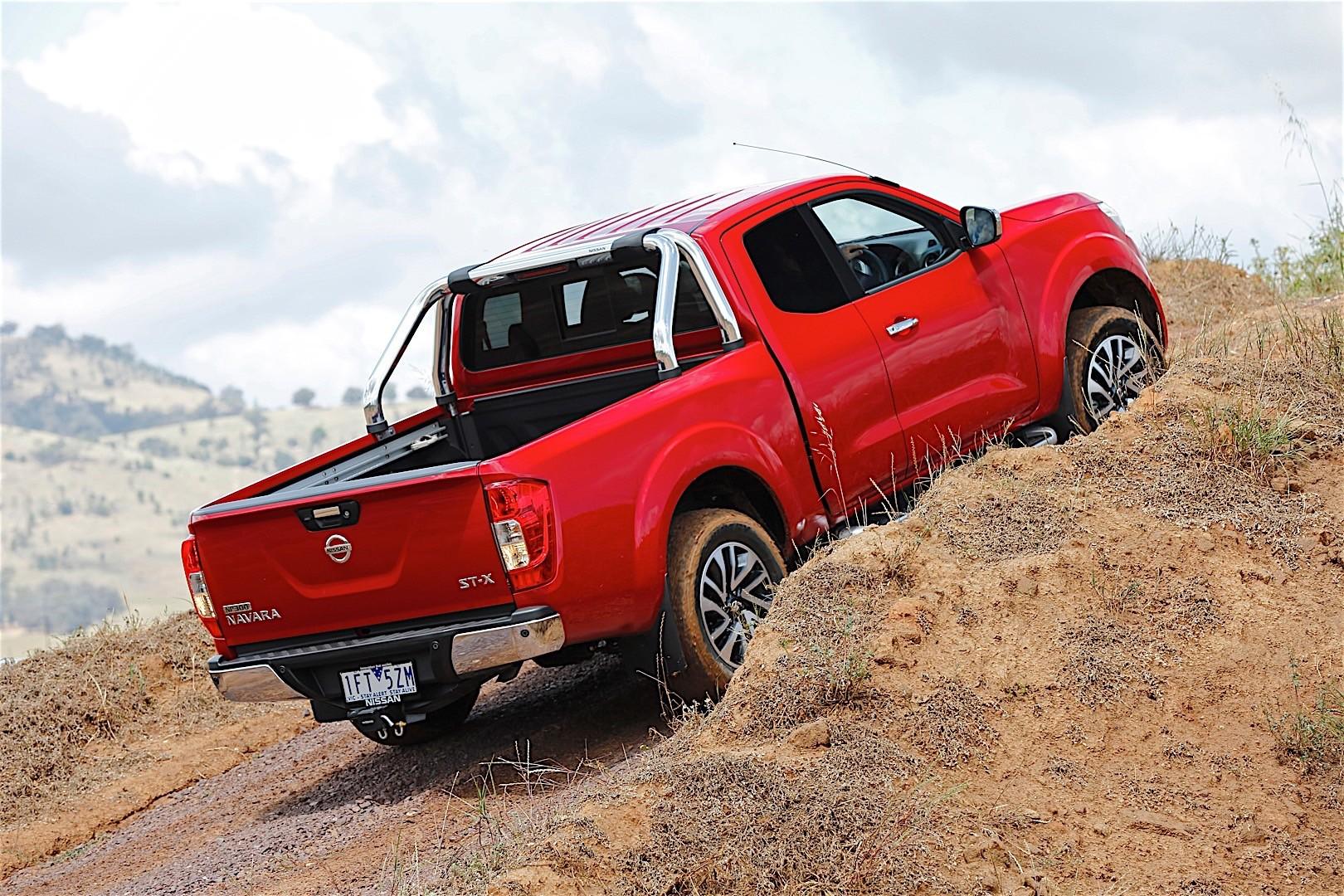 Image Result For Nissan Navara New Release