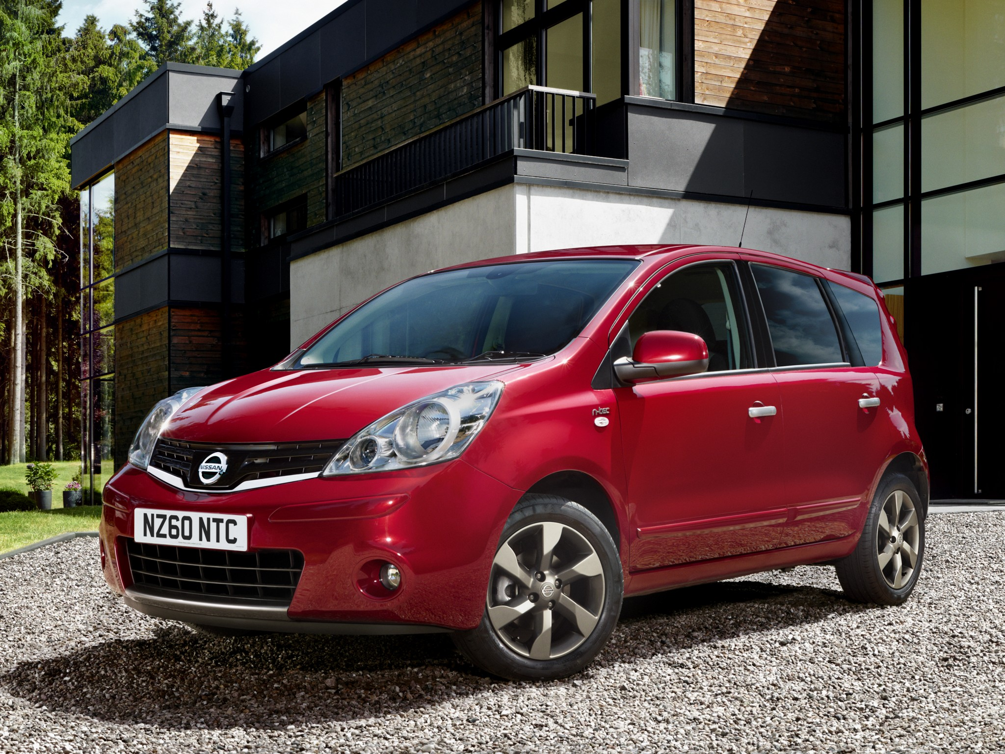 NISSAN Note specs & photos - 2008, 2009, 2010, 2011, 2012 ...
