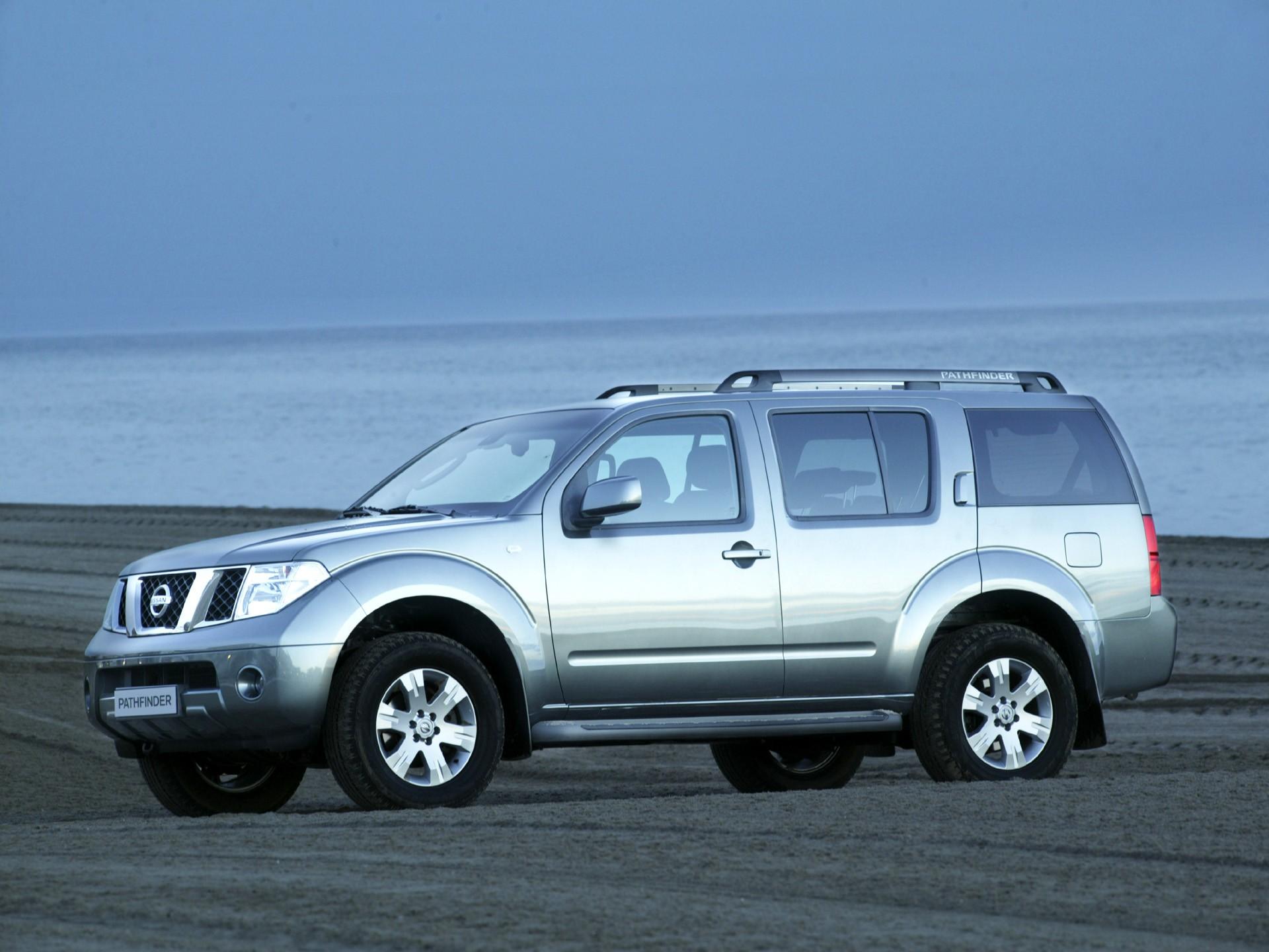 2012 Nissan Pathfinder Reviews >> NISSAN Pathfinder - 2007, 2008, 2009, 2010, 2011, 2012 - autoevolution