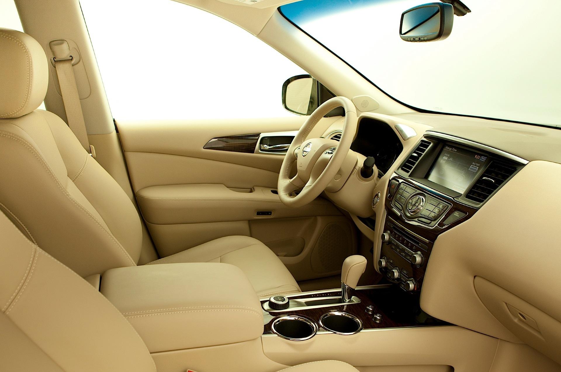 NISSAN Pathfinder specs 2012 2013 2014 2015 2016 autoevolution