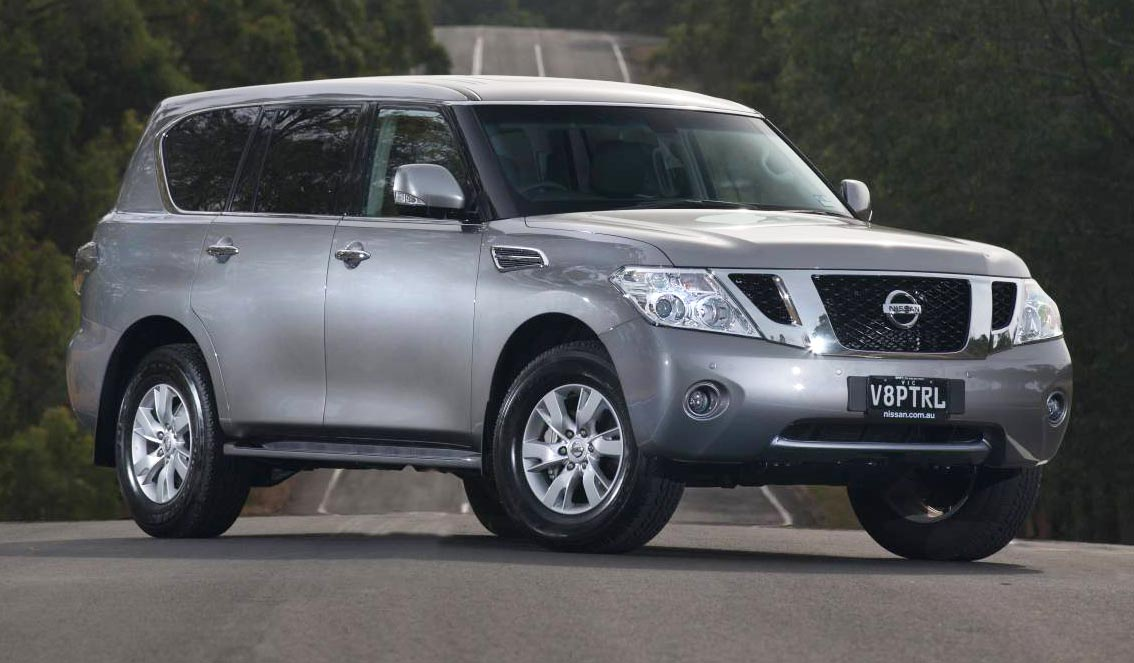 Nissan Suv Used >> NISSAN Patrol specs & photos - 2010, 2011, 2012, 2013, 2014 - autoevolution