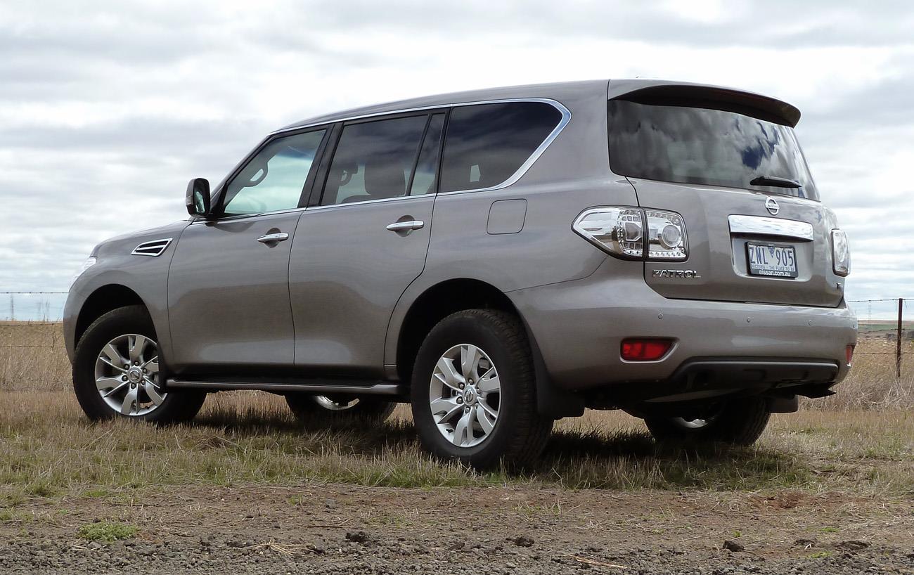 Nissan Patrol 2010 2011 2012 2013 2014 Autoevolution
