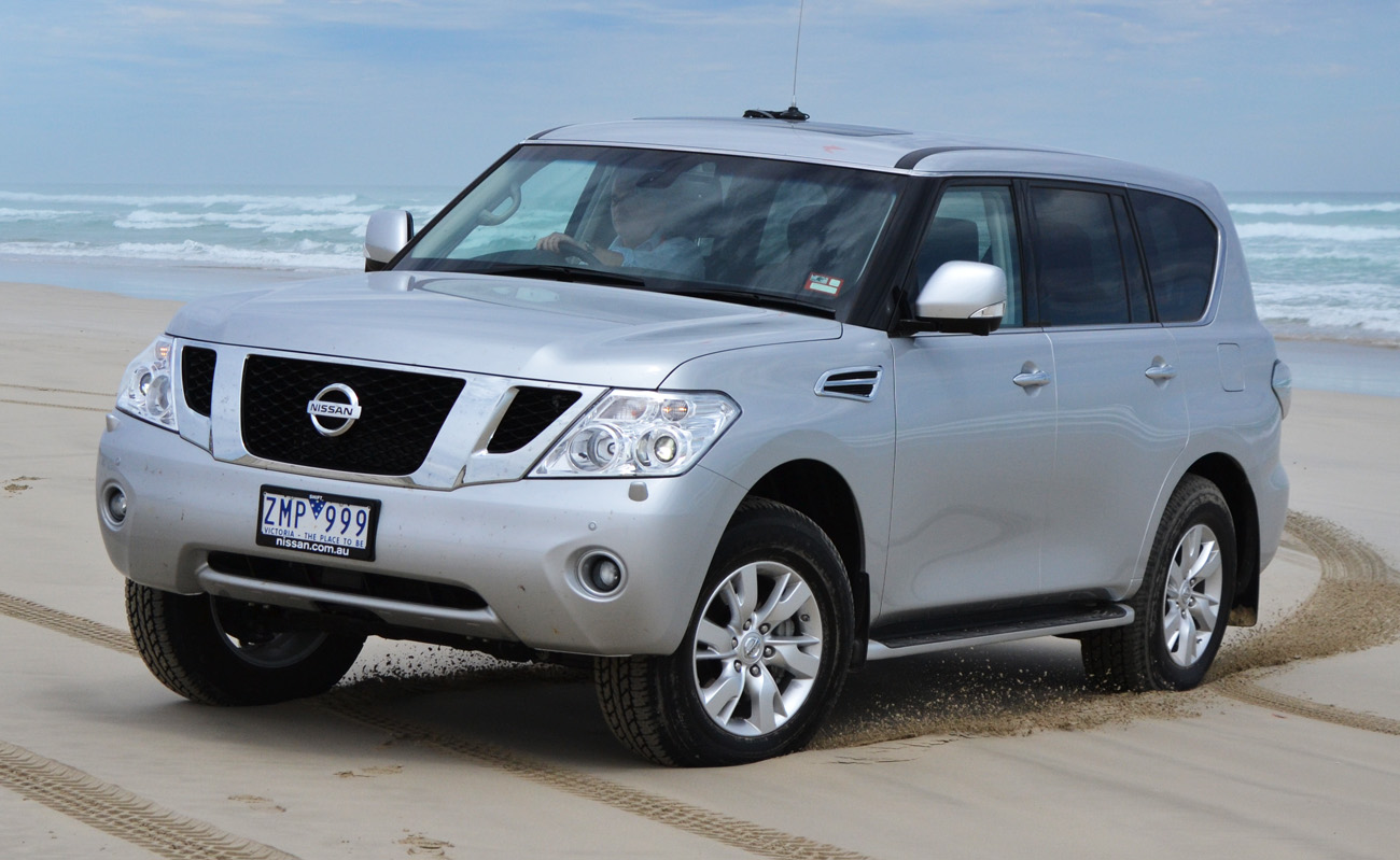 NISSAN Patrol specs & photos - 2010, 2011, 2012, 2013 ...