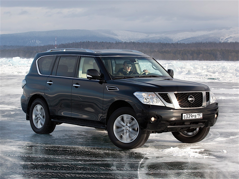 Nissan Leaf 2019 Battery >> NISSAN Patrol specs & photos - 2010, 2011, 2012, 2013, 2014 - autoevolution