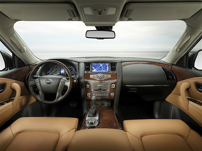 Nissan Patrol Specs Amp Photos 2014 2015 2016 2017