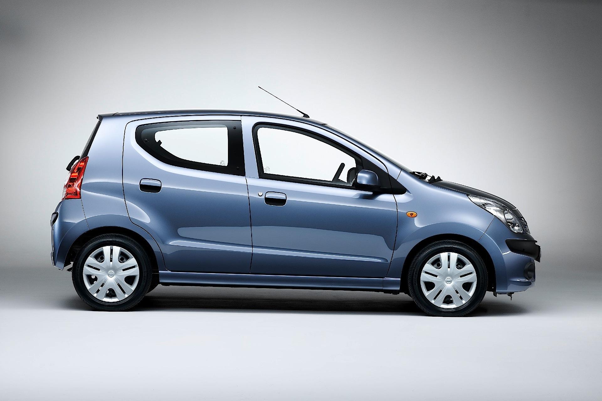Nissan Pixo Specs 2009 2010 2011 2012 2013