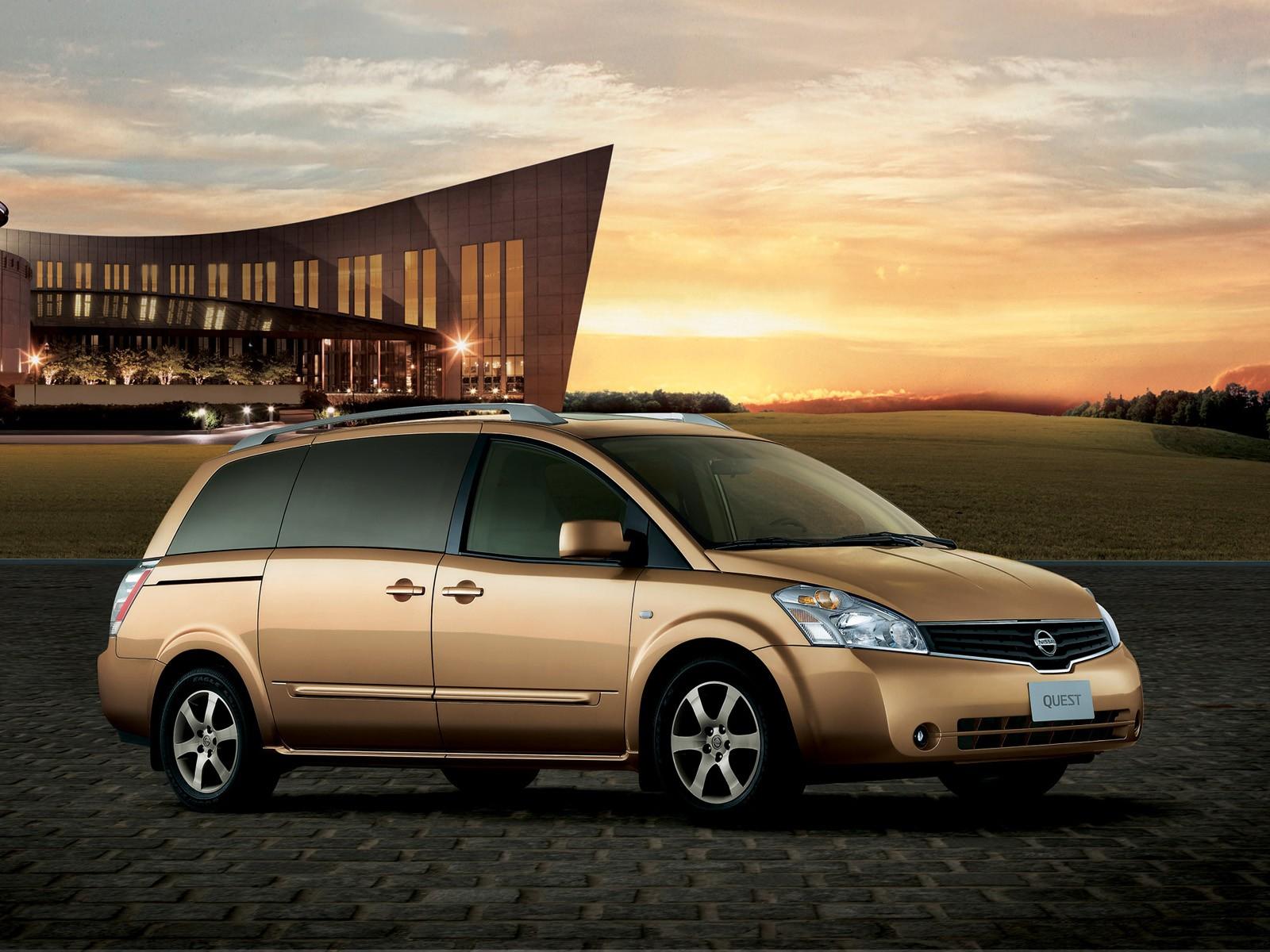 2009 Nissan Altima Transmission >> NISSAN Quest specs - 2009, 2010, 2011 - autoevolution