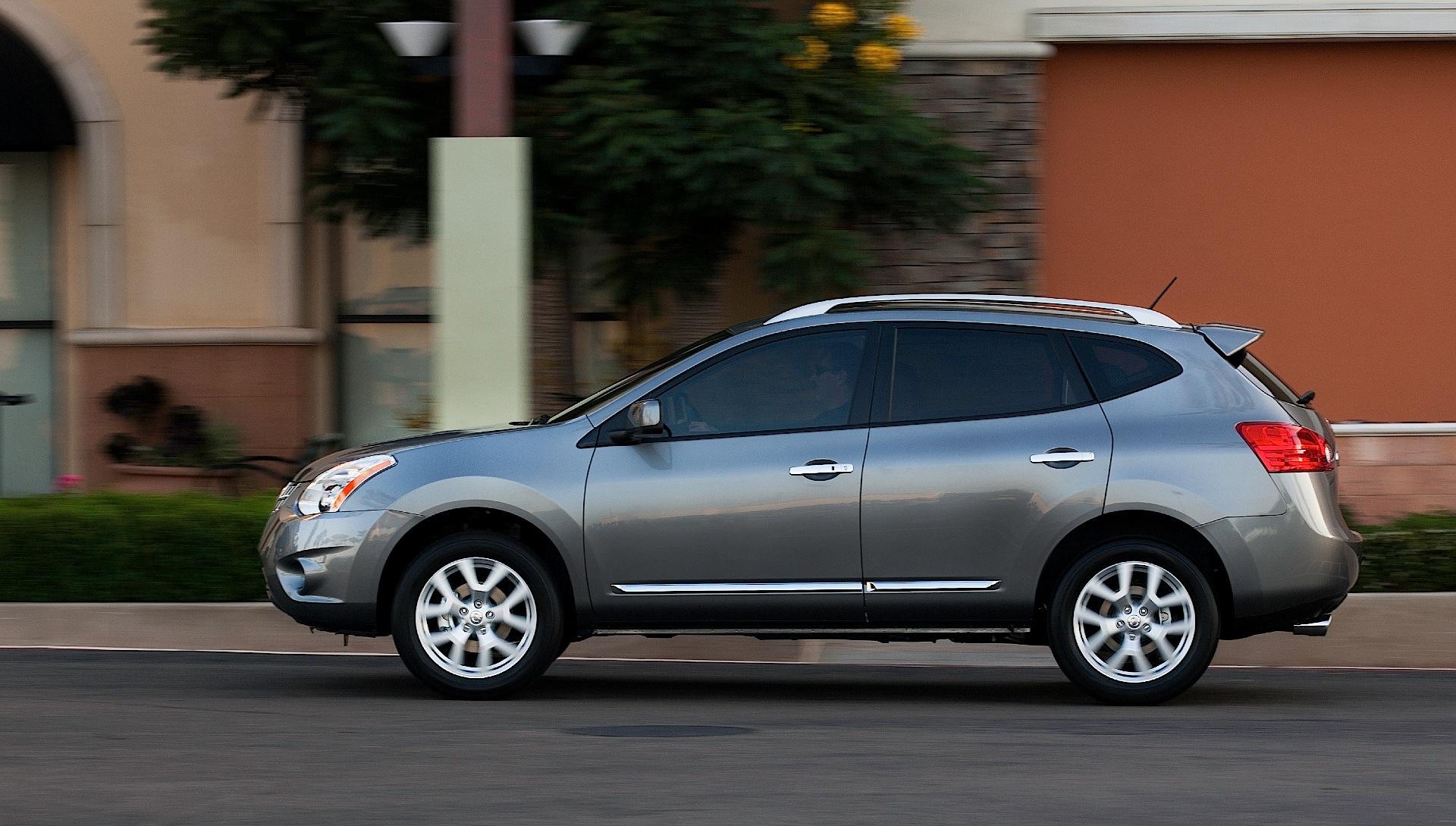 Nissan Rogue Specs 2007 2008 2009 2010 2011 2012