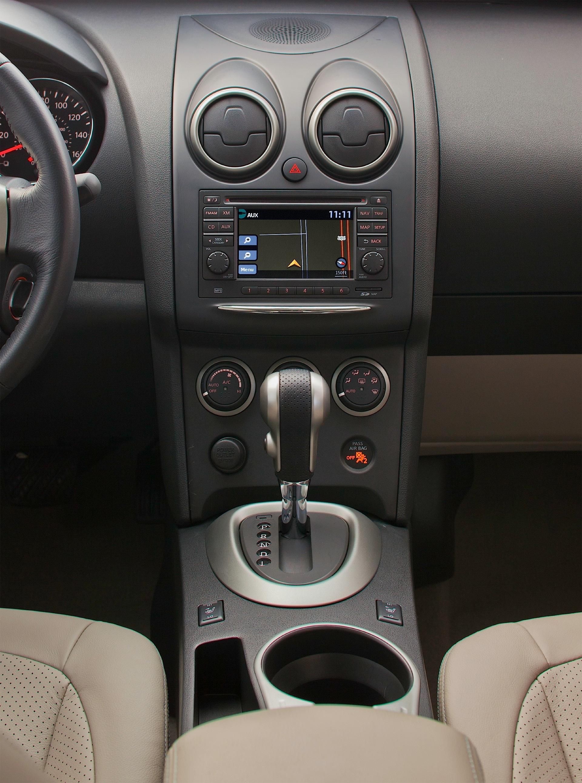 Nissan Rogue Specs Amp Photos 2007 2008 2009 2010 2011