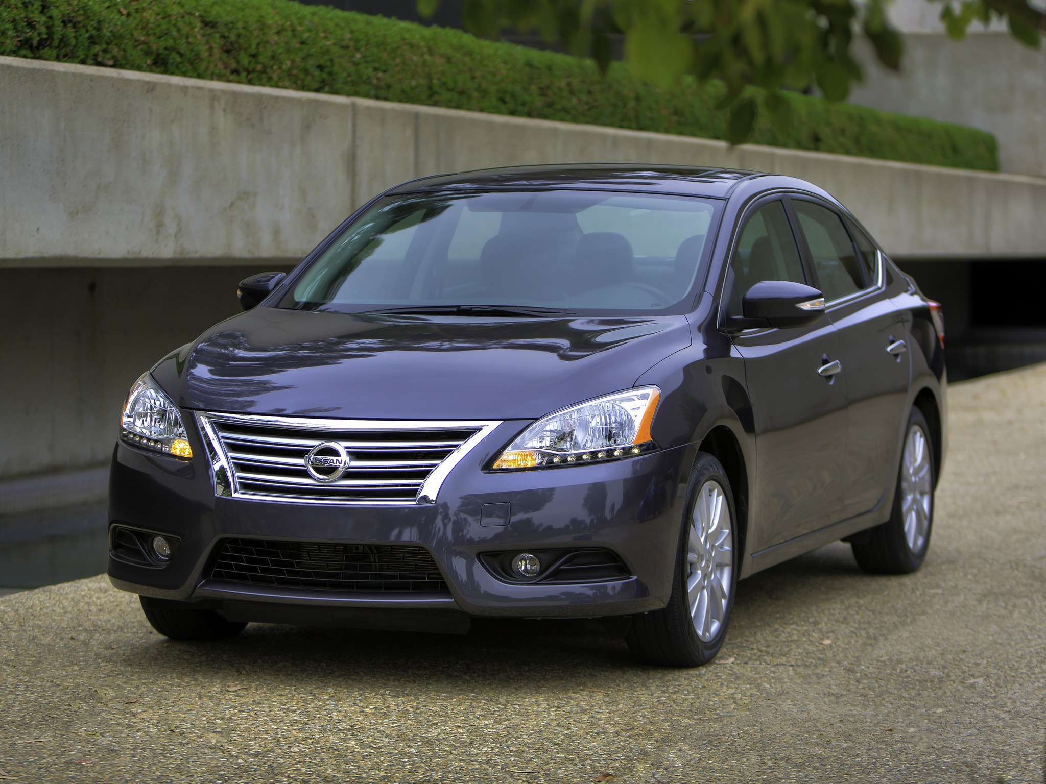 NISSAN Sentra specs & photos - 2012, 2013, 2014, 2015 ...