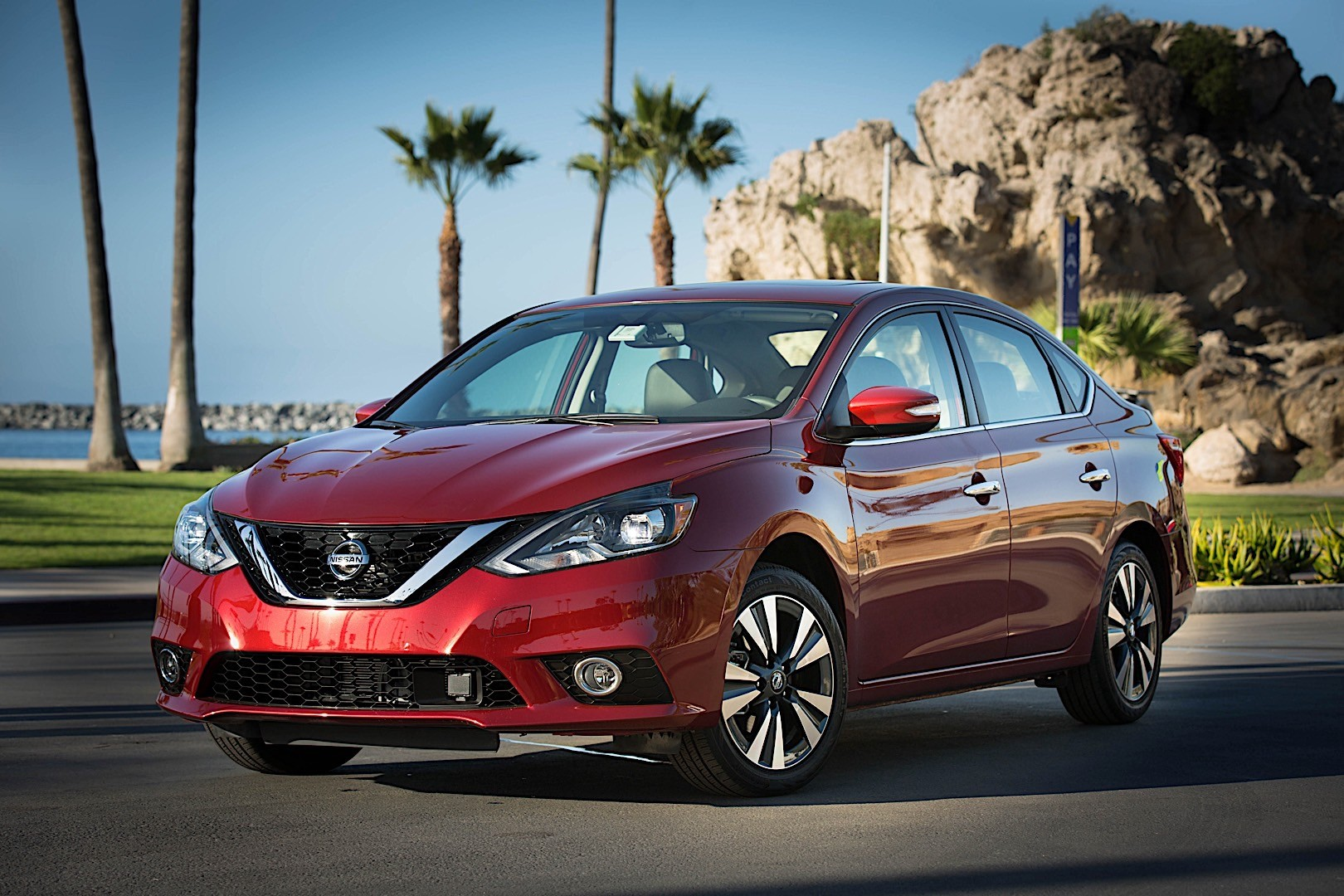 NISSAN Sentra specs & photos - 2015, 2016, 2017, 2018 ...