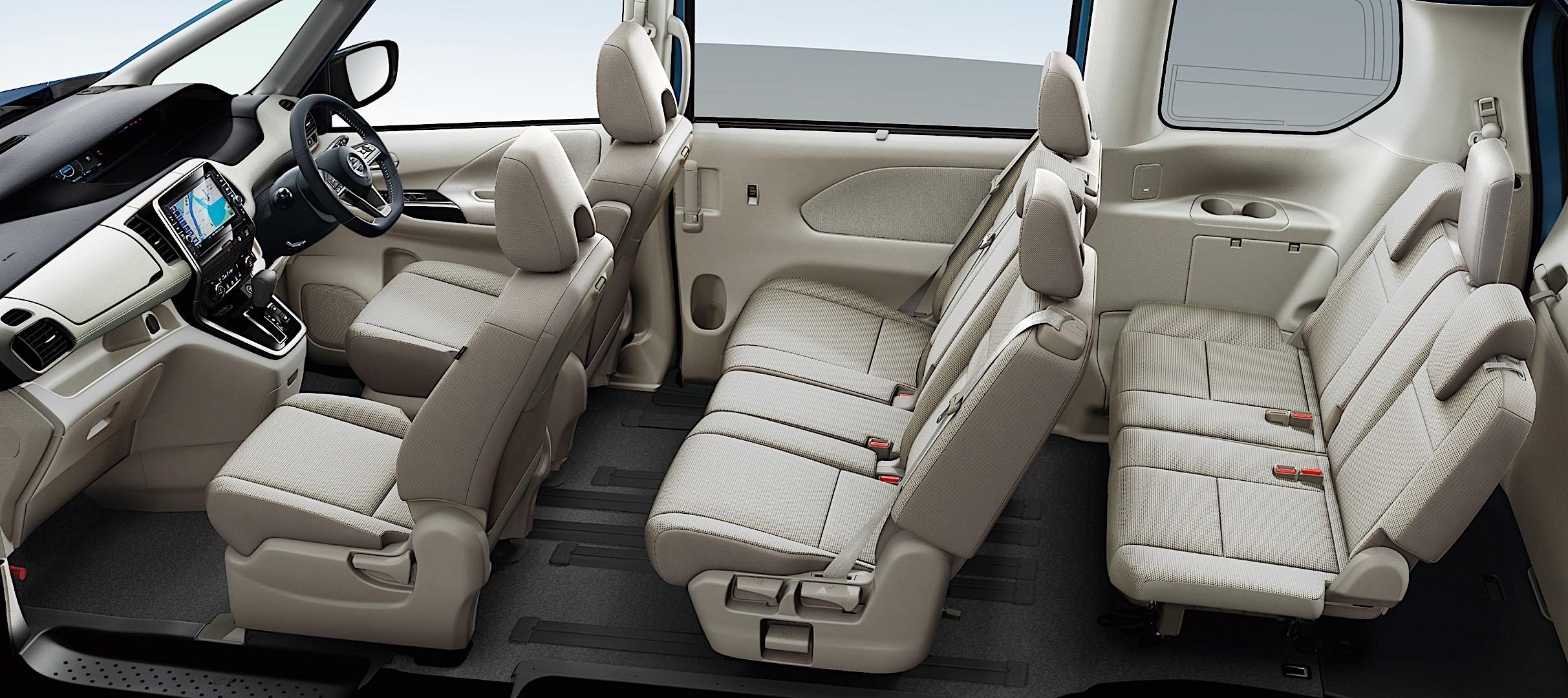 Nissan Serena Specs 2016 2017 2018 Autoevolution