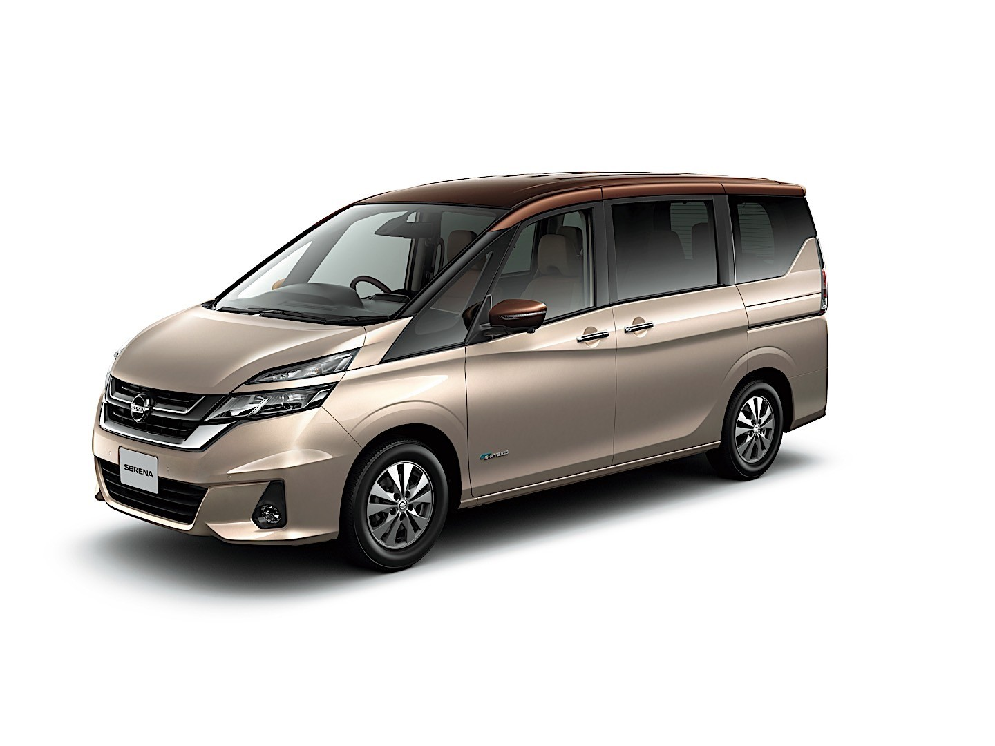 NISSAN Serena specs & photos - 2016, 2017, 2018 ...