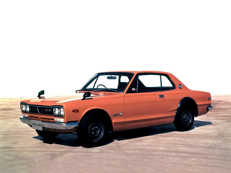 Nissan Rogue Select >> NISSAN Skyline GT-R (KPGC-10) specs & photos - 1971, 1972 ...