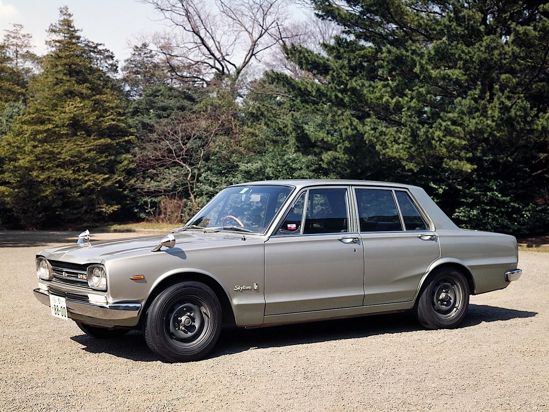 Nissan Skyline Gt R Pgc 10 Specs 1969 1970 1971