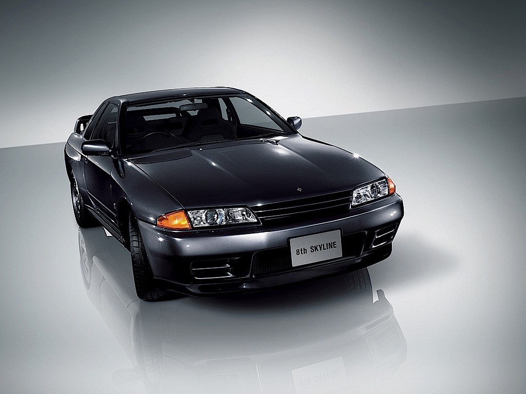 NISSAN Skyline GT-R (R32) specs & photos - 1989, 1990 ...