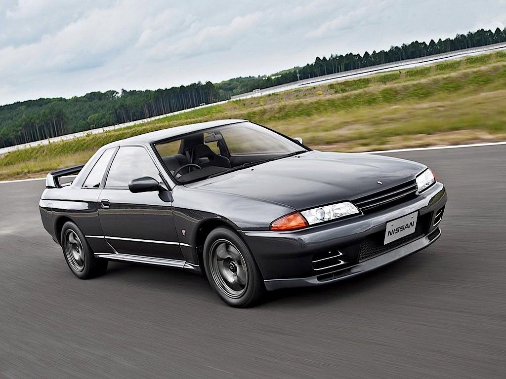 NISSAN Skyline GTR R32 specs  1989 1990 1991 1992 1993
