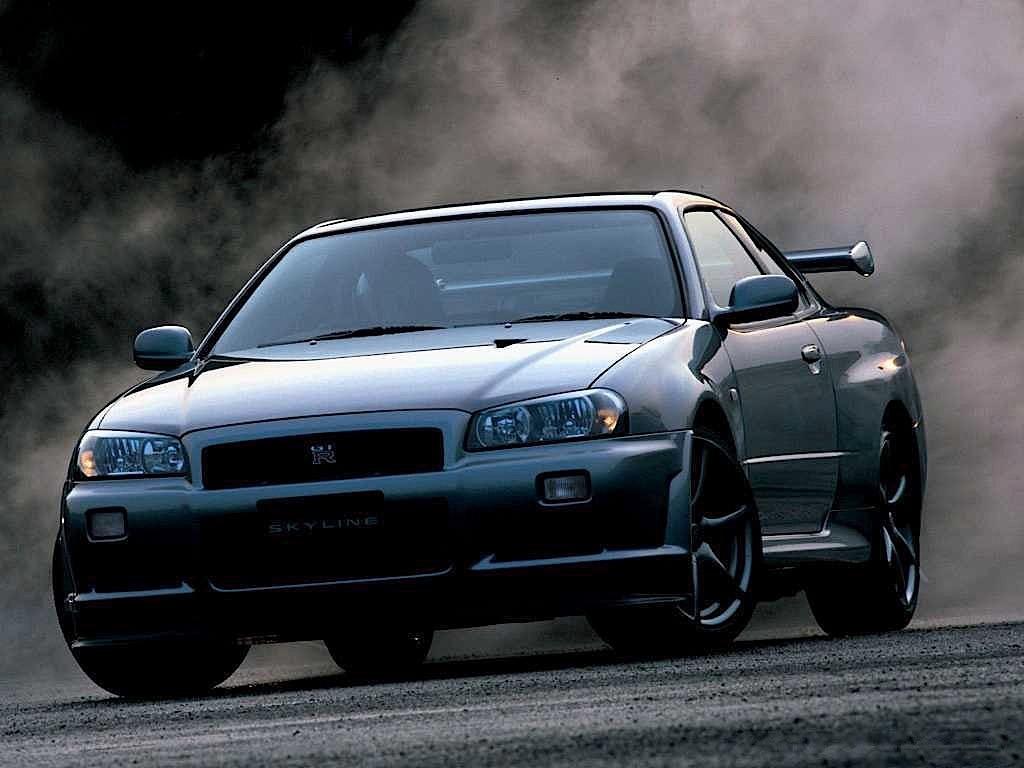 Nissan Skyline Gt R R34 1999 2000 2001 2002