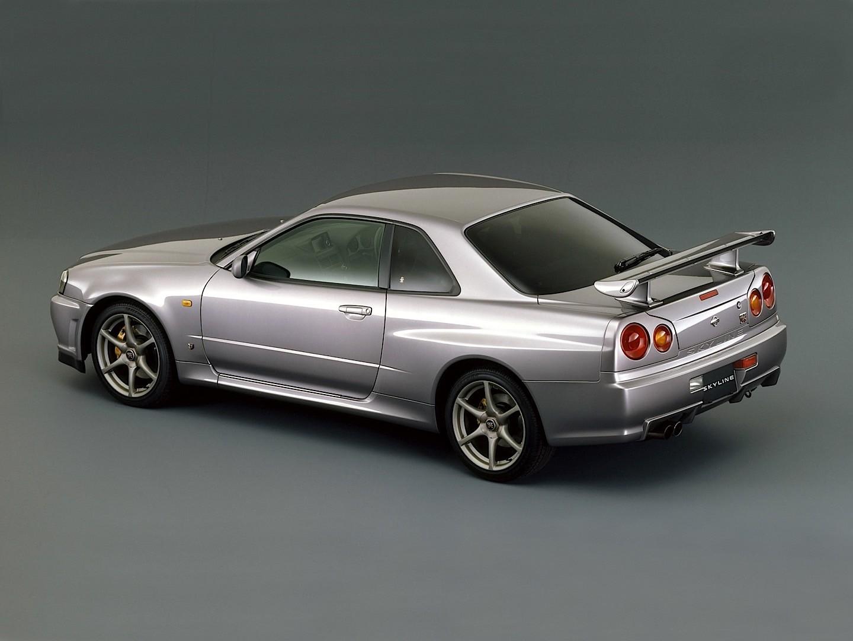 Nissan Skyline Gt R R34 Specs 1999 2000 2001 2002