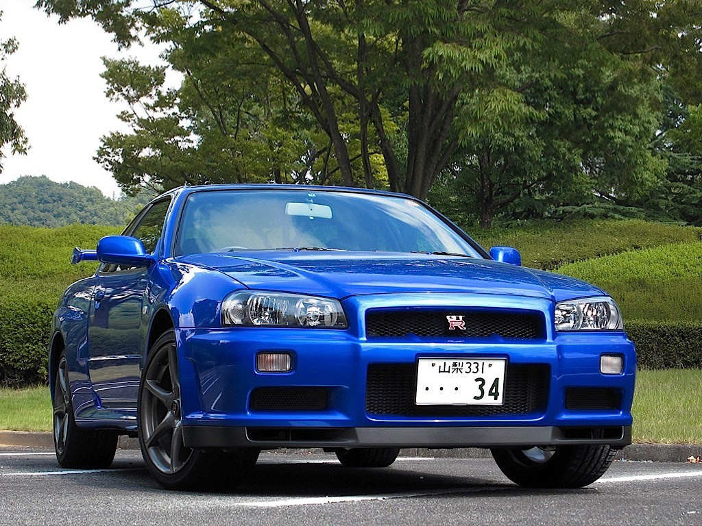 Great ... NISSAN Skyline GT R (R34) (1999   2002) ...
