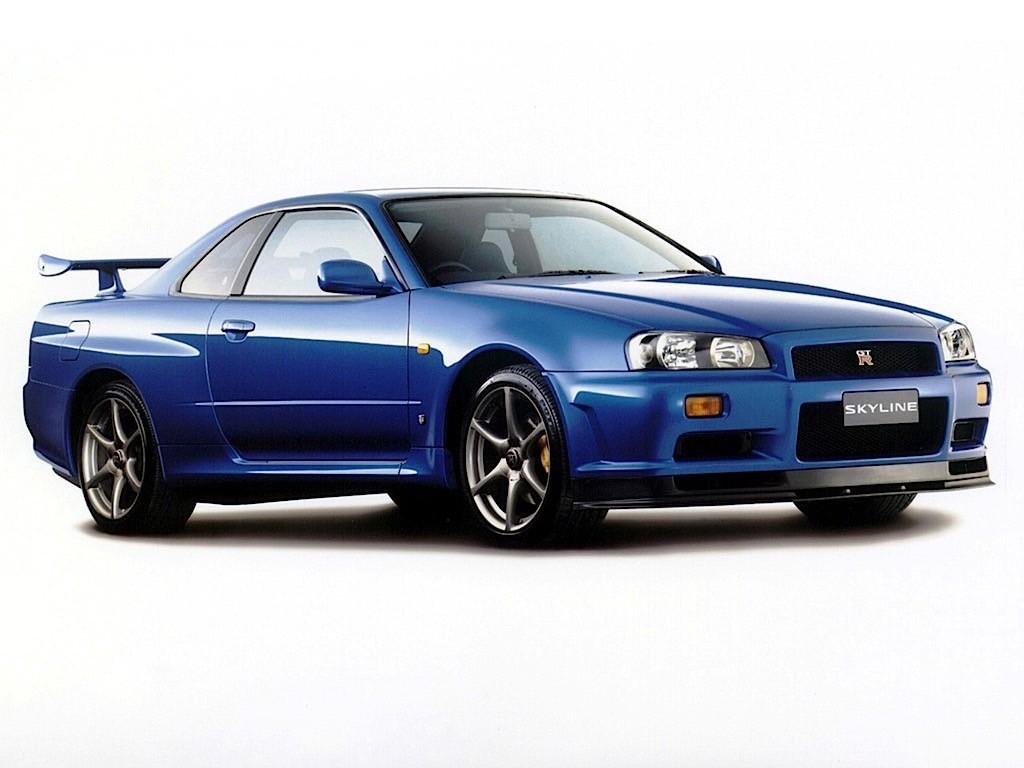 Nissan Skyline Gt R V Spec R34 Specs Amp Photos 1999