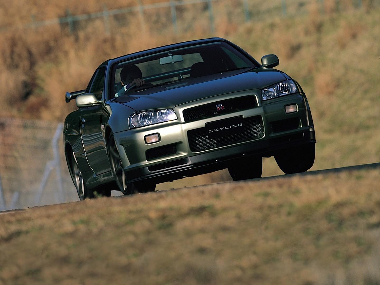 Nissan Skyline 2002 >> NISSAN Skyline GT-R V-Spec (R34) - 1999, 2000, 2001, 2002 - autoevolution
