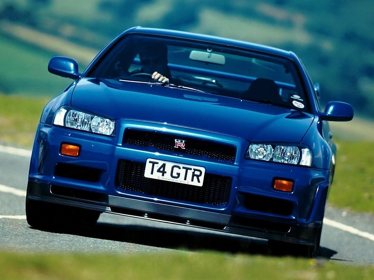 American Auto Parts >> NISSAN Skyline GT-R V-Spec (R34) - 1999, 2000, 2001, 2002 - autoevolution